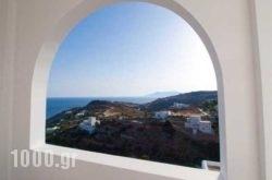Blue Sky in Ios Chora, Ios, Cyclades Islands