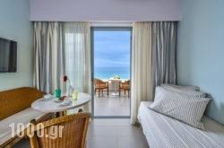 Palm Beach in Rethymnon City, Rethymnon, Crete