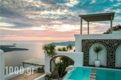 Santorini Cliffs in Imerovigli, Sandorini, Cyclades Islands