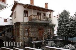 Arkametsovo in Metsovo, Ioannina, Epirus
