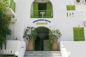 Siren Hotel_best prices_in_Apartment_Cyclades Islands_Paros_Piso Livadi