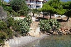 Trizonia Beach Hotel in Eratini, Fokida, Central Greece