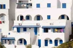 Panorama Rooms in Anafi Chora, Anafi, Cyclades Islands