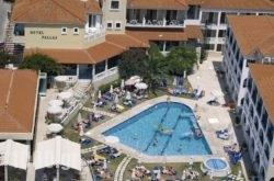 Hotel Pallas in Agios Sostis, Zakinthos, Ionian Islands