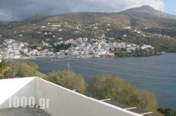 Nora Norita in Andros Chora, Andros, Cyclades Islands