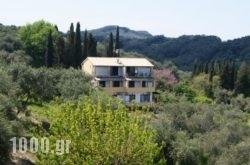 Villa Bouka in Afionas, Corfu, Ionian Islands