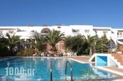 Eristos Beach Hotel in Tilos Chora, Tilos, Dodekanessos Islands