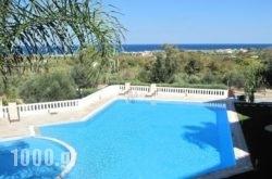 Villa Pandora – Angela & Michali in Platanias, Chania, Crete