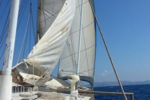 Yacht Charter-Traditional Motor Sailer 51FT_holidays_in_Yacht_Crete_Heraklion_Stalida