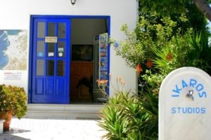 Ikaros Studios & Apartments_lowest prices_in_Apartment_Cyclades Islands_Naxos_Naxos chora