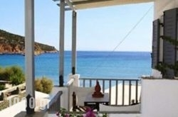 Akrogiali Pension in Platys Gialos, Sifnos, Cyclades Islands