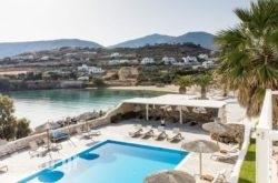 Paros Bay in Paros Chora, Paros, Cyclades Islands