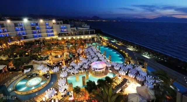 Hotels in Greece Club Hotel Casino Loutraki Tourist guide