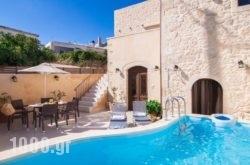 Villa Zefi in Rethymnon City, Rethymnon, Crete