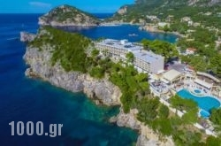 Akrotiri Beach in Palaeokastritsa, Corfu, Ionian Islands