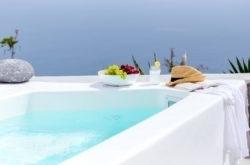 Cleo's Dream Villa in Sandorini Rest Areas, Sandorini, Cyclades Islands