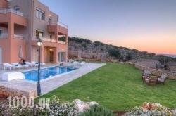 Villa Anemolia in Rethymnon City, Rethymnon, Crete