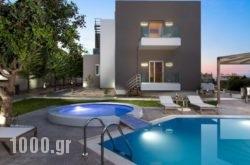 Villa Kastellakia in Rethymnon City, Rethymnon, Crete