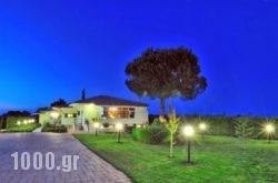 Fragos Garden Studios in  Kastro Kylini , Ilia, Peloponesse