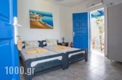 Firoa Studios in Donousa Chora, Donousa, Cyclades Islands