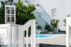 Casa Bianca in Imerovigli, Sandorini, Cyclades Islands