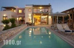 Villa Serenity in Sfakia, Chania, Crete