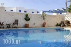 Hotel Aegeon in Parasporos, Paros, Cyclades Islands