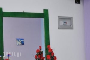 Studios Halaris_best prices_in_Hotel_Cyclades Islands_Sandorini_Perissa