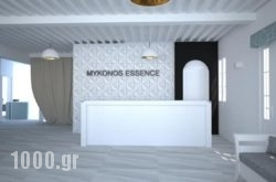 Mykonos Essence Hotel in Mykonos Chora, Mykonos, Cyclades Islands