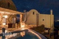 Red Cliff Side Villa in Sandorini Chora, Sandorini, Cyclades Islands