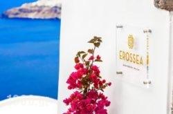 Erossea Villa in Imerovigli, Sandorini, Cyclades Islands