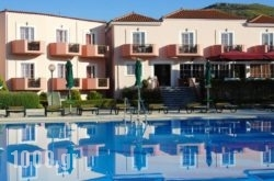 Bella Vista Hotel in Mythimna (Molyvos) , Lesvos, Aegean Islands