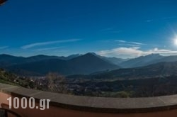 The View Village in Karpenisi, Evritania, Central Greece