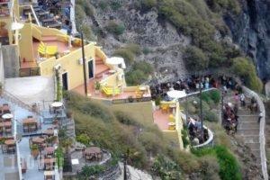 Porto Carra_accommodation_in_Hotel_Cyclades Islands_Sandorini_Fira