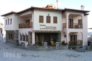Siatistino Archontariki_accommodation_in_Hotel_Macedonia_Kozani_Siatista