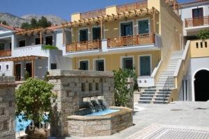 Sirena Residence & Spa_best deals_Apartment_Aegean Islands_Samos_MarathoKambos
