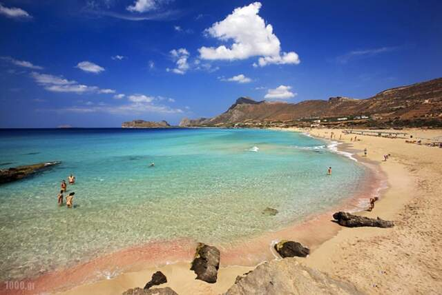 Falassarna-Crete Tourist guide, Greece Catalog and travel guide,1000.gr