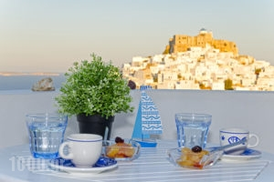 Aspro Mple Studios_best prices_in_Apartment_Dodekanessos Islands_Astipalea_Astipalea Chora