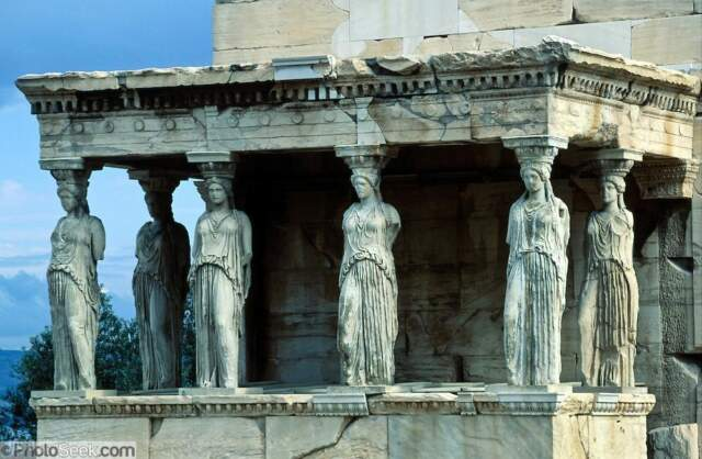Greece Historical Places